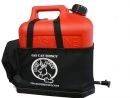 Gas Can Thingy carries gasoline on your ATV, Snowmobile or Trailer